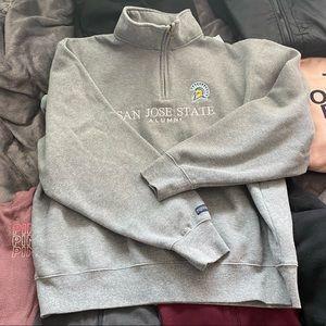 San Jose State University SJSU sweater